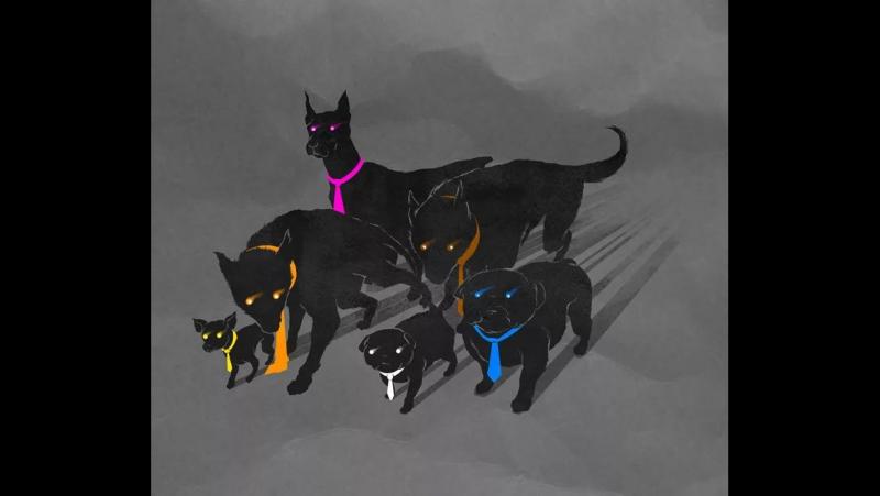 СЦЕНА ПРО ЧАЕВЫЕ | Бешеные псы