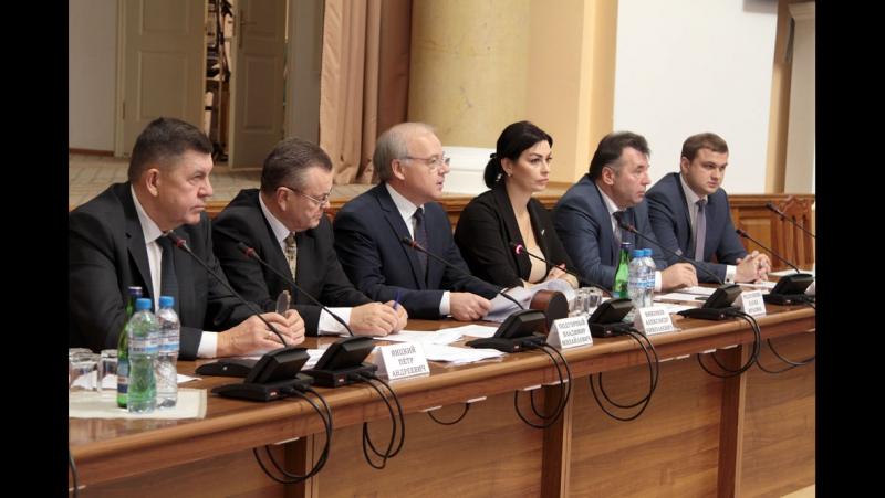 Конференция «Создание высокопроизводительных рабочих мест — стратегия роста для России и Липецкой области» прошла в администраци