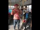 девушка выгнала пацана из автобуса пинком