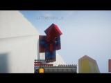 НОВАЯ СЕКРЕТНАЯ БАЗА! ЧЕЛОВЕК ПАУК ВОЗВРАЩЕНИЕ ДОМОЙ #2 - SPIDERMAN( Minecraft Roleplay )