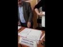 Председатель УИК 1023 Махачкалы отправляет в два раза больше бюллетеней для голосования в местной больнице, чем нужно по заявлен