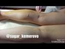 ножки на разогретой ультрамягкой пасте
