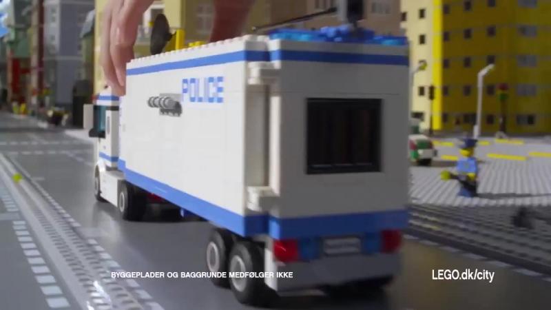Lego City 60044 (Danish) 2014.
