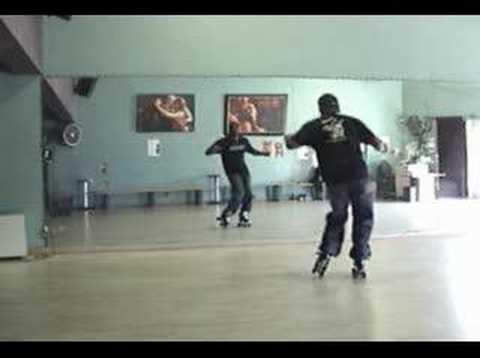 Танцы на квадах с Ричардом Хамфри