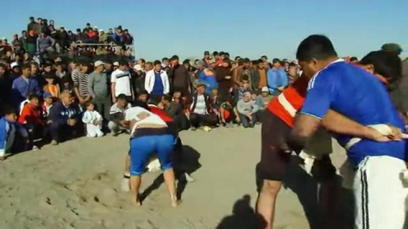 Gazanjyk toyy - Turkmen goreshi (8-nji bolegi)  