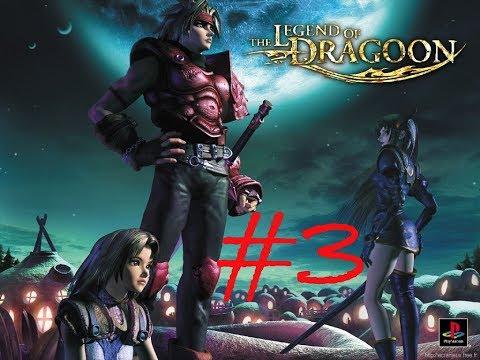 The Legend of Dragoon 💣 Прохождение 🎮 Стрим 3
