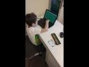 Глеб, 5 лет считает Простые примеры 3 числа-1.5сек.Мир Талантов