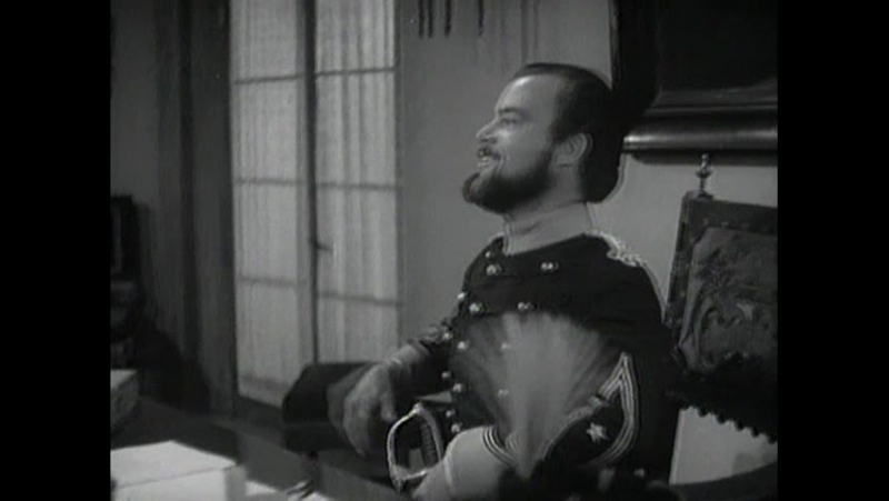 Сражающийся легион Зорро 7 серия (1939)