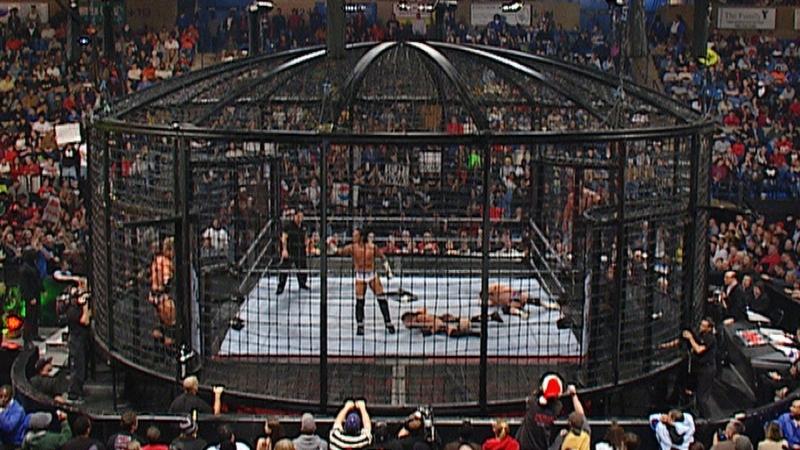 Stream! WWE ECW December To Dismember 2006 c участием Бобби Лешли, Роба Ван Дама, Биг Шоу и других звезд
