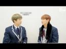 [РУС.СУБ] [N-20] NCT FANBOYS_Jisung's Happiness Button