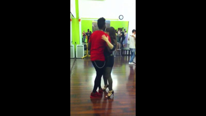 Urban Kizz с Аладже в Ritmo Dance