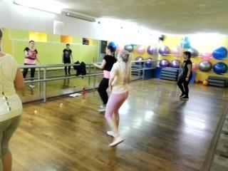 стрип. танцевальная аэробика