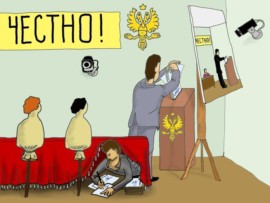 Вадим Соловьев и Ирина Филатова рассказали о нарушениях на президентских выборах
