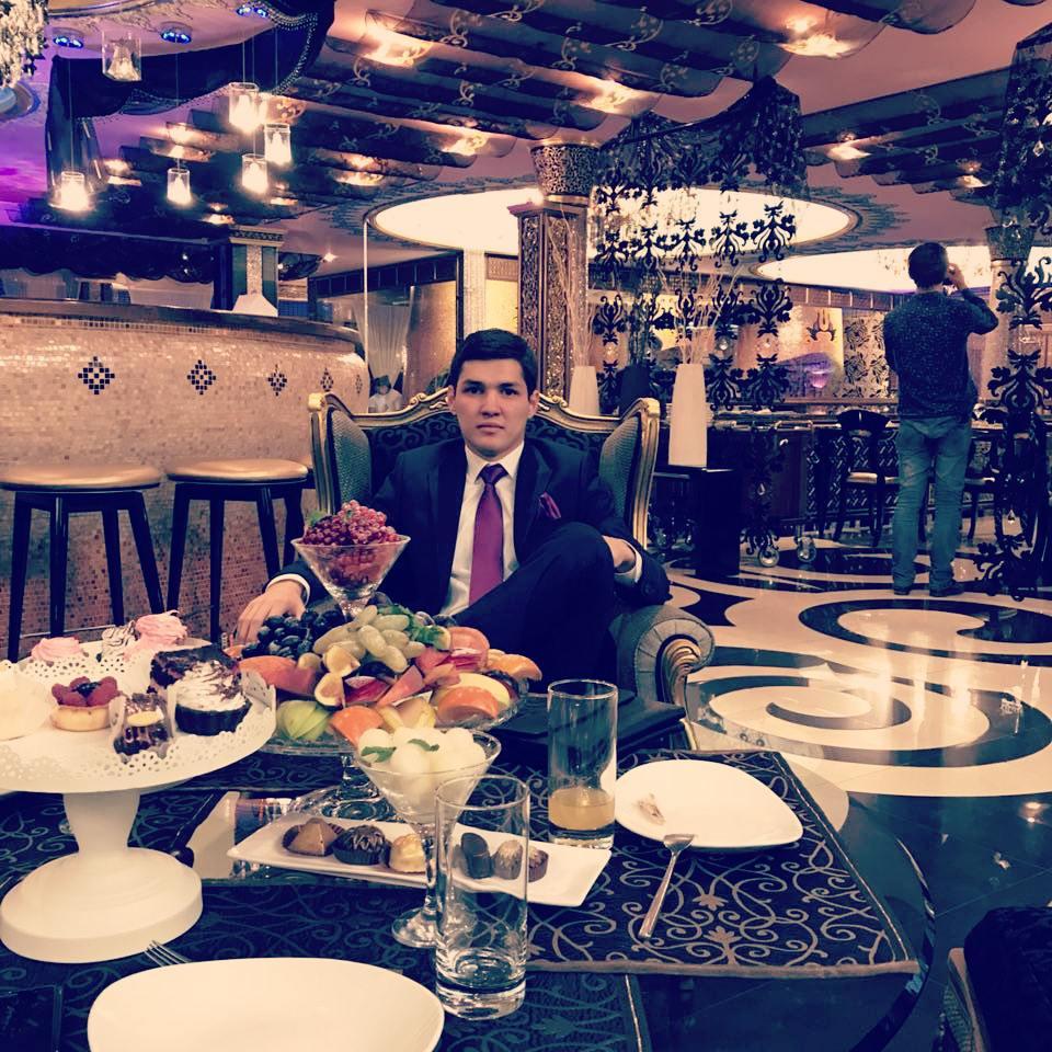 Азиз Алиев, Ташкент - фото №1