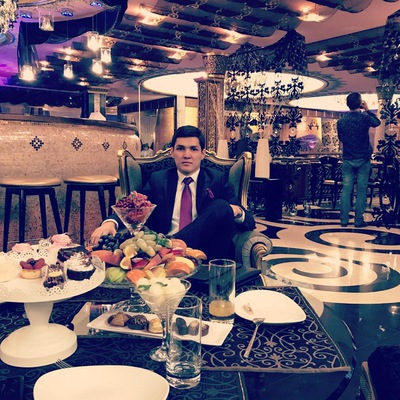 Азиз Алиев, Ташкент