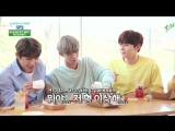 [РУС.САБ] За кадром съёмок шоу Wanna One Go на Чеджу