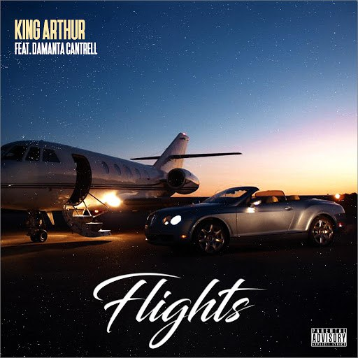 King Arthur альбом Flights (feat. Damanta Cantrell)