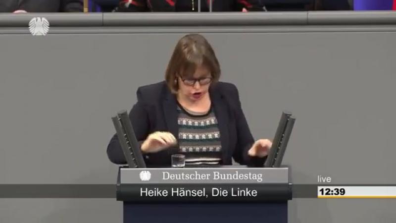 Auch die Linke attackiert Angelika Merkel Sind das nur Scheingefechte- 12-12- 2017