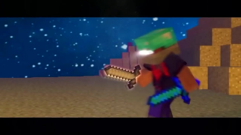 ХЕРОБРИН VS ENTITY 303 - Майнкрафт Клип (На Русском) - Herobrine Life Minecraft Parody Song Music.mp4