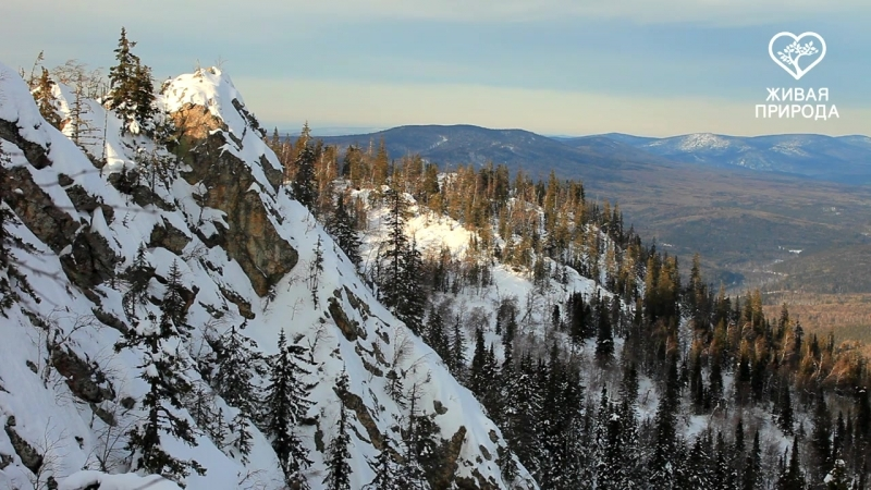 Гора Малый Ямантау. Башкирия