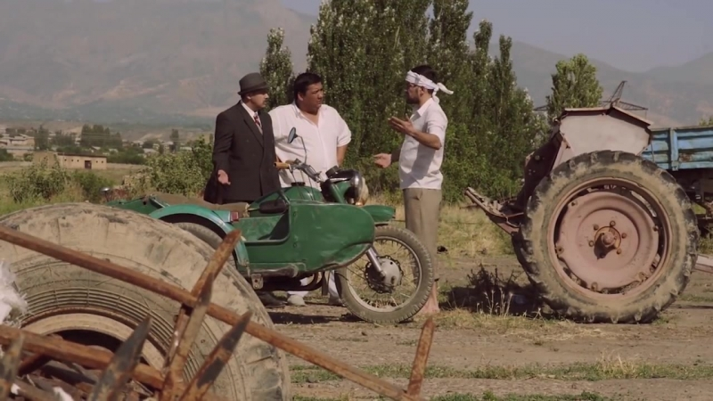Labbay rais (ozbek film) - Лаббай раис (узбекфильм)