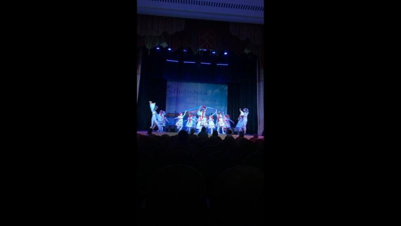 Танцевальный коллектив Коллибри Гуляние на Купалу