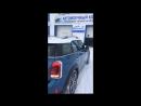 Покрытие жидким стеклом MINI Cooper Countryman S