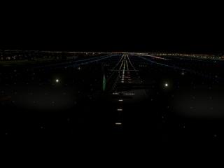 Emergency landing in OMDB|B757