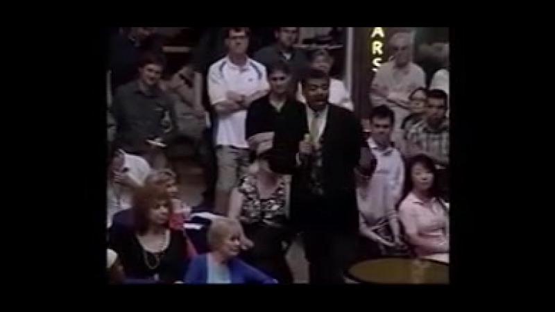 Нил Деграсс Тайсон Шкала превосходства в 2% (240)