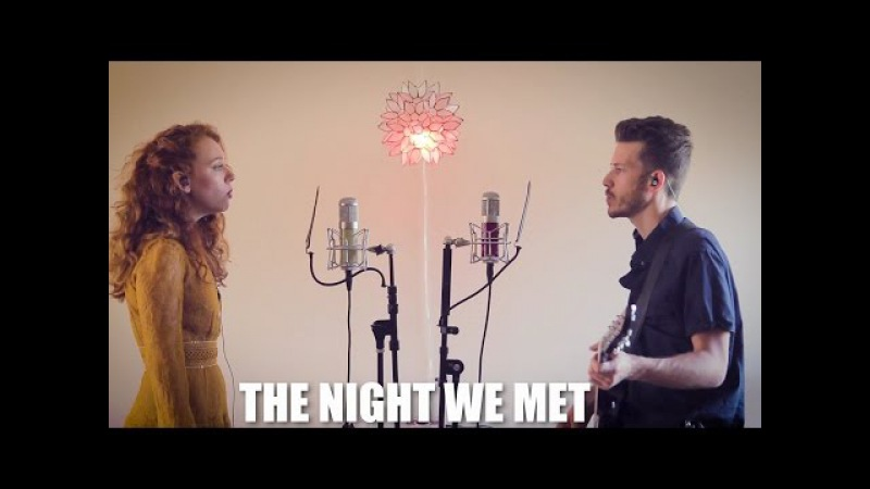 The Night We Met - Cover by The Running Mates