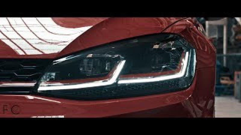 2017-2018 VW GOLF MK 7.5 GTI COMMERCIAL