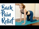 Fast Lower Back Pain Sciatica Pain Relief – Beginners Yoga Stretches and Poses