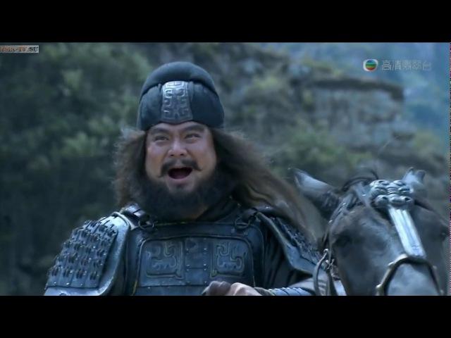 Three Kingdoms: Zhang Fei At Changban Bridge