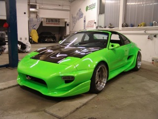 Juiced 2 HIN - Toyota MR2 GT Sports Tuning