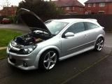 Juiced 2 HIN - Vauxhall Astra VXR Tuning