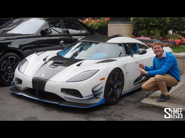 The Koenigsegg Agera RS1 is an Epic Megacar!