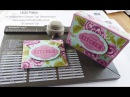Teabag Box with Envelope Punch Board Sachets