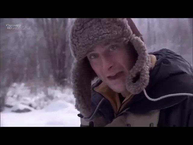 Выжить любой ценой 2016 Сибирские морозы 2 часть Land of Ice Беар Гриллс