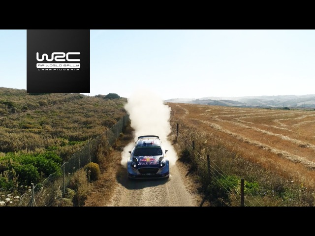 WRC 2017: Aerial Special (Rounds 1-10)