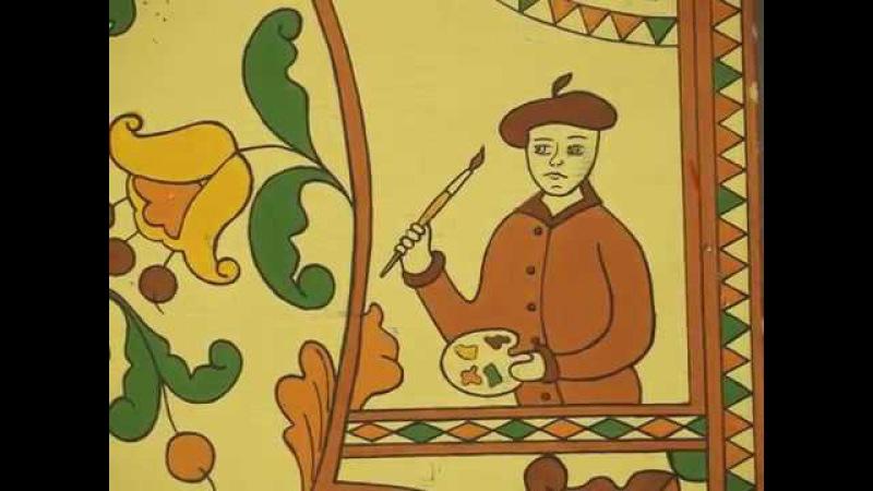 В Серовском историческом музее открылась выставка росписи по дереву