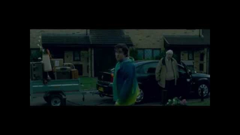 The Dursleys Departing Deathly Hallows Part 1 Extended Scene