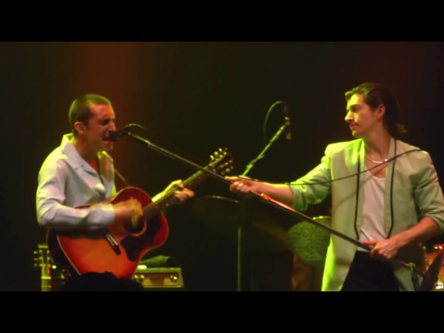 The Last Shadow Puppets - Meeting Place [Live at The Theatre at Ace Hotel, Los Angeles - 20-04-2016]
