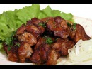 Шашлык из свинины за 1 час. Как замариновать. Овощи гриль