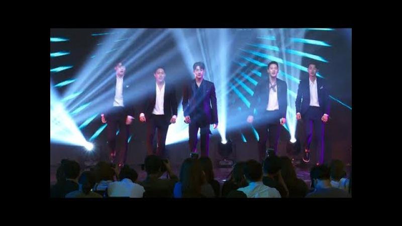 Surprise U(서프라이즈 U) I DO Showcase Stage (김현서, 윤정혁, 은해성, 지건우, 차인하, 아이돌 권5462