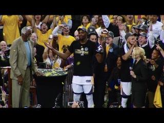 Кевин Дюрэнт в плей-офф NBA 2017