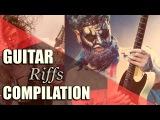 Slipknot - Guitar Riffs Compilation