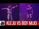 KLEJU ALEXINHO vs BOY MIJO DHARNI | Dance Battle To The Beatbox 2017 | TOP 8 | WBC X FPDC