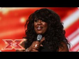 Berget Lewis has got A Song For You  Boot Camp  The X Factor 2017