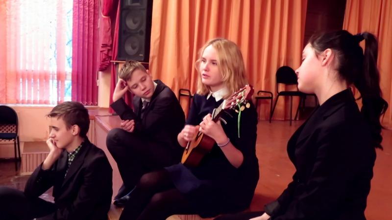 SVETA участие в песенном конкурсе среди лингвистических школ