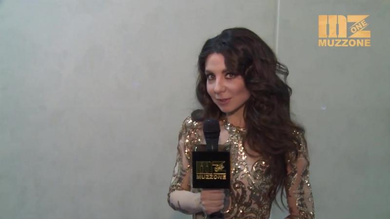 Интервью Анны Плетнёвой для телеканала MUZZONE TV